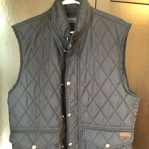 Men's polo Ralph Lauren quilted vest